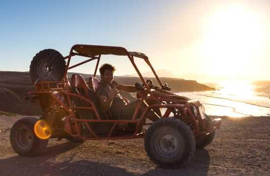 Buggy Tour in Jandia Fuerteventura