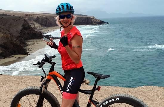 E-Bike Tour Costa Calma Fuerteventura 3 Stunden