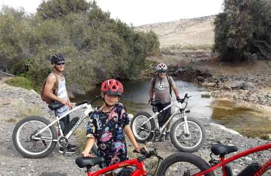 E-Bike Tour Caleta de Fuste Fuerteventura 3 Stunden