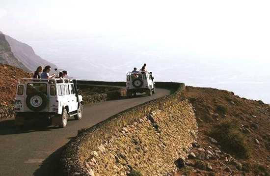 Jeep Safari Cotillo im Norden von Fuerteventura