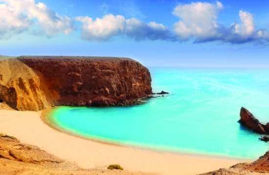 Strand & Markt Von Fuerteventura nach Lanzarote