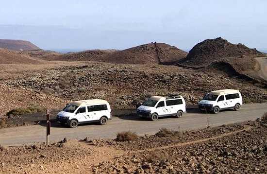 Minibus Tour Inland & Norden Fuerteventura