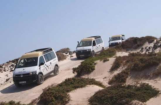 Minibus Tour Inland & Süden Fuerteventura