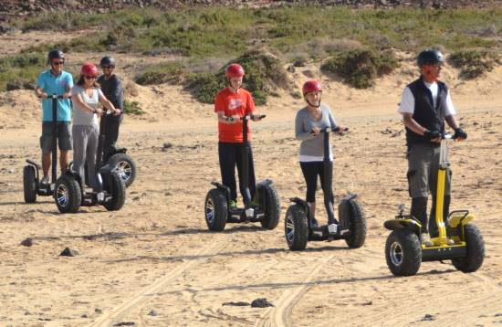 Segway Tour Corralejo Fuerteventura