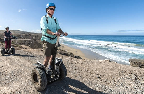 Segway Tour in La Pared Fuerteventura