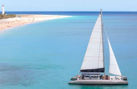 Katamaran Ausflug Select Fuerteventura