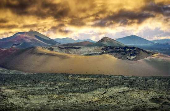 Von Fuerteventura zu den Vulkanen von Lanzarote